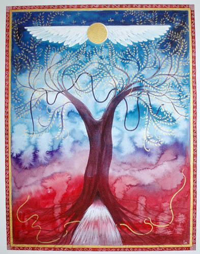 L'arbre de la Lune